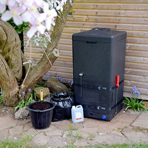 Hotbin Composters - Save £20!