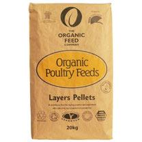 Organic Feed Layers Pellets - 20kg