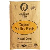 Organic Feed Mixed Corn - 20kg