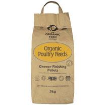 Organic Feed Growers Pellets - 5kg