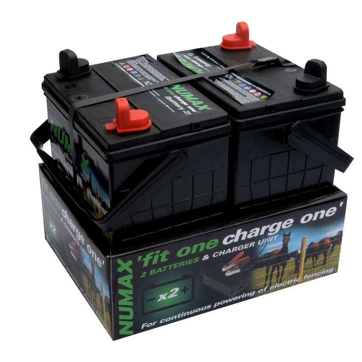 12v Twin Batteries