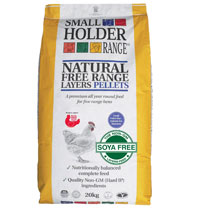 Allen & Page Natural Free Range Layer Pellets - 20 kg