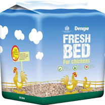Image of Dengie Fresh Bed for Chickens - 100 Litre