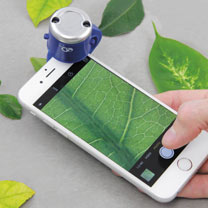 Image of Smartphone Microscope
