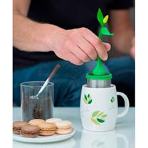 Camellia Tea Magnet & Infuser