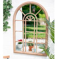 Round Arch Mirror