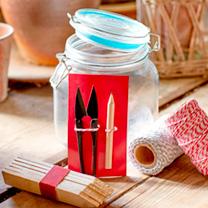 Gardener's Jar