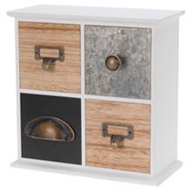 Cabinet - 4 Drawer