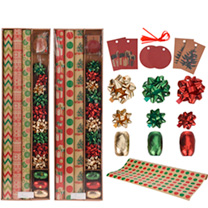 Craft Gift Wrap Set