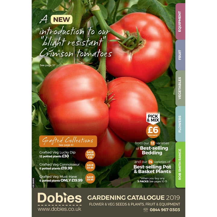 Dobies Spring Gardening Catalogue