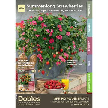 Dobies Spring Planner Catalogue