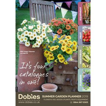 Summer Garden Planner