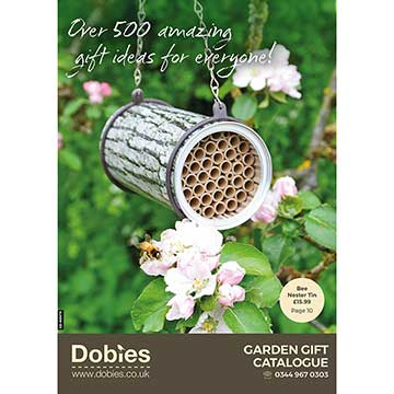 Dobies Garden Gift Catalogue