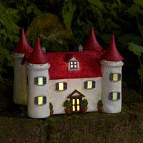Elvedon Manor Solar Fairy House