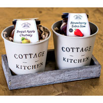 Image of Kitchen Garden Planter with Seeds