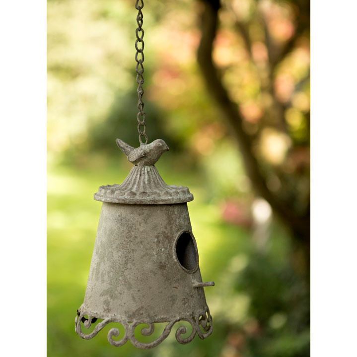 Hanging Bell Bird House