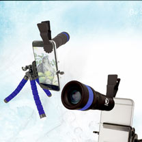 Image of Telephoto Lens for Smartphone and Tablet