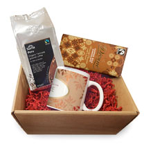 Personalised Coffee Lovers Hamper