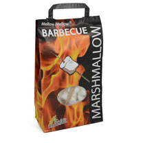 Giant Marshmallow Bag & Toasting Kit!
