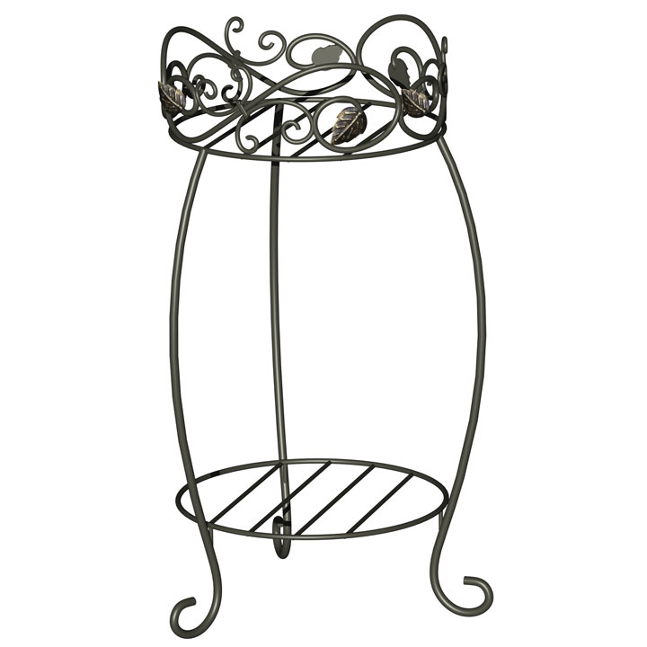 Scroll & Ivy 55cm Plant Stand