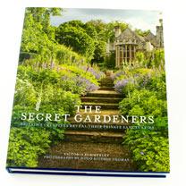 The Secret Gardener's Book