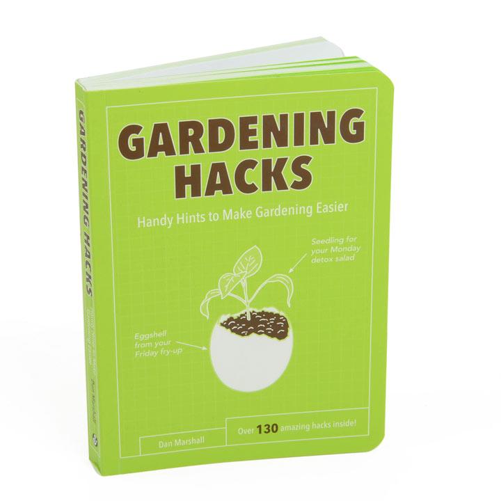 Gardening Hacks Book