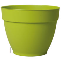Ninefea Water Reservoir Planter 26cm - Lime