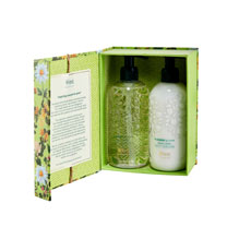 RHS Daisy Garlands Hand Wash & Lotion Duo