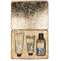 Morris & Co. Golden Lily Body Care Trilogy
