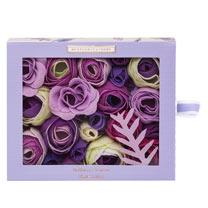 Lavender Fields Bathing Flowers