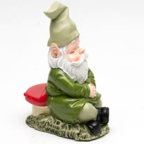 Sleeping Gnome Pot Feet