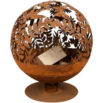 Meadow Fire Globe