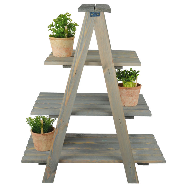 Triangular Plant Ladder