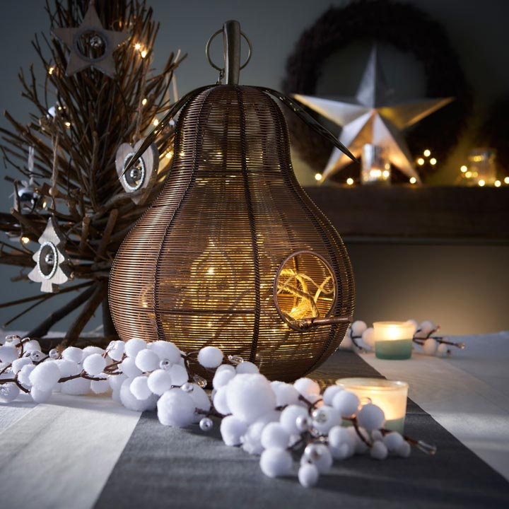 Snowball Hanging Decoration