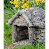 Hedgehog House - Fairy Garden Collection