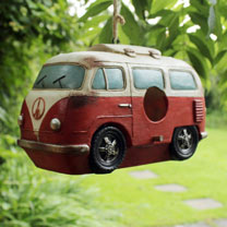 Campervan Bird House