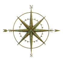 Wall Compass