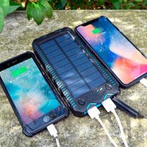 Solar Charging Powerbank