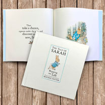 Peter Rabbit's Hopping into Life Book