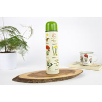Wildflowers Vacuum Flask