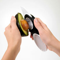 Avocado 3 in 1 Slicer