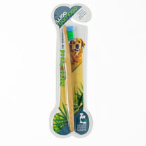 Large Dog Toothbrush Twin Pack