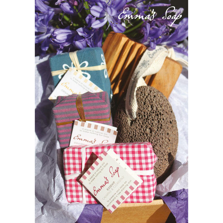 Spa Soap Gift Box