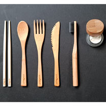 Bamboo Meal Kit