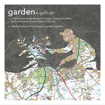 Dictionary Definition Map - Kneeling Gardener