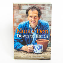 Monty Don - Down to Earth Book
