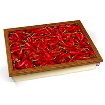 Chillies Lap Tray