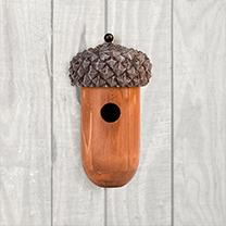 Acorn Bird House