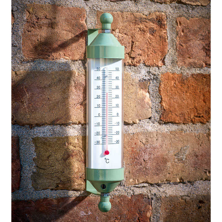Moreton Thermometer - Sage Green