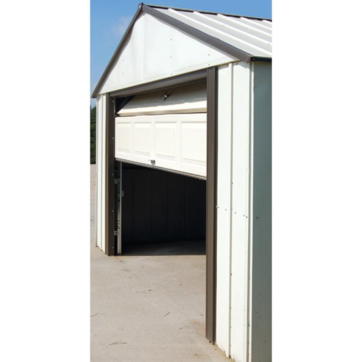 Murryhill metal garage sheds garden storage garden for 12x10 roll up garage door